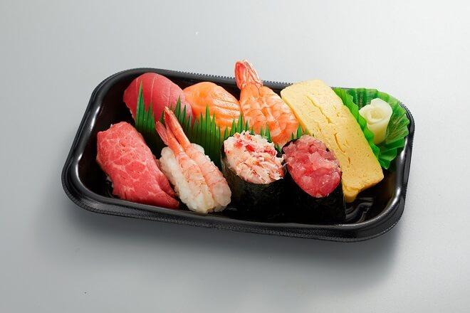 寿司盛り合わせ<珊瑚(さんご)>1人前
