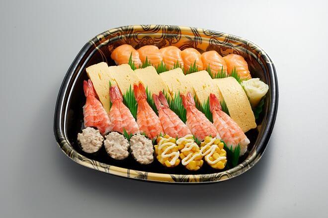 寿司盛り合わせ<山吹(やまぶき)>3人前