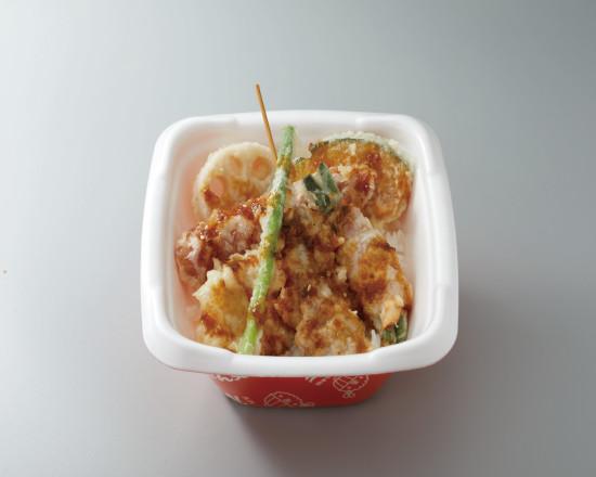 【キャンペーン対象商品】スタミナ肉天丼