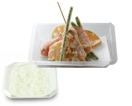 【キャンペーン対象商品】スタミナ肉天ぷら弁当