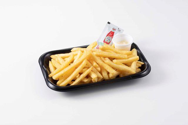 ポテトフライ ケチャップ&マヨネーズ