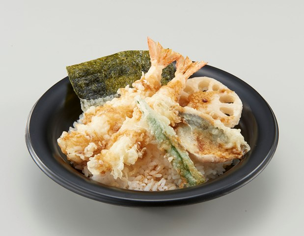【~1/31期間限定メニュー】天丼 通常645円
