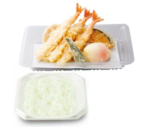 上海老天ぷら弁当