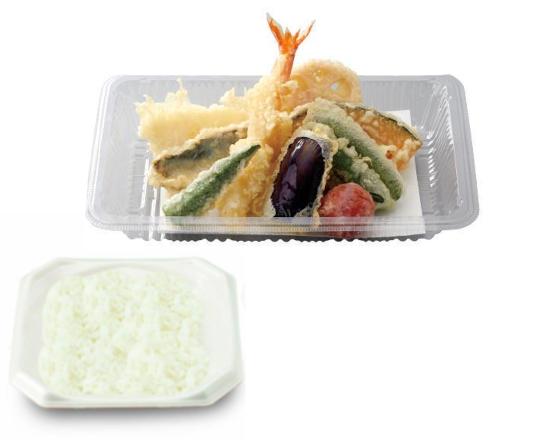 海鮮野菜天ぷら弁当