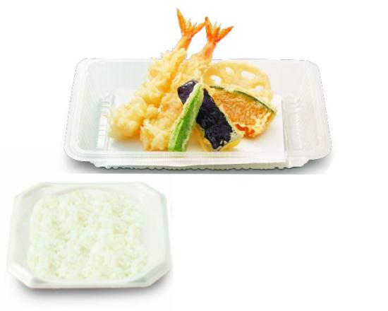 海老天ぷら弁当
