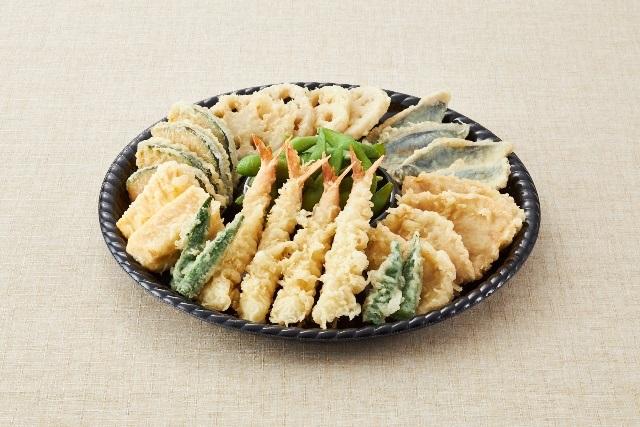 天ぷらパーティーセット
