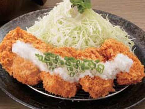 おろしヒレかつ弁当(150g)