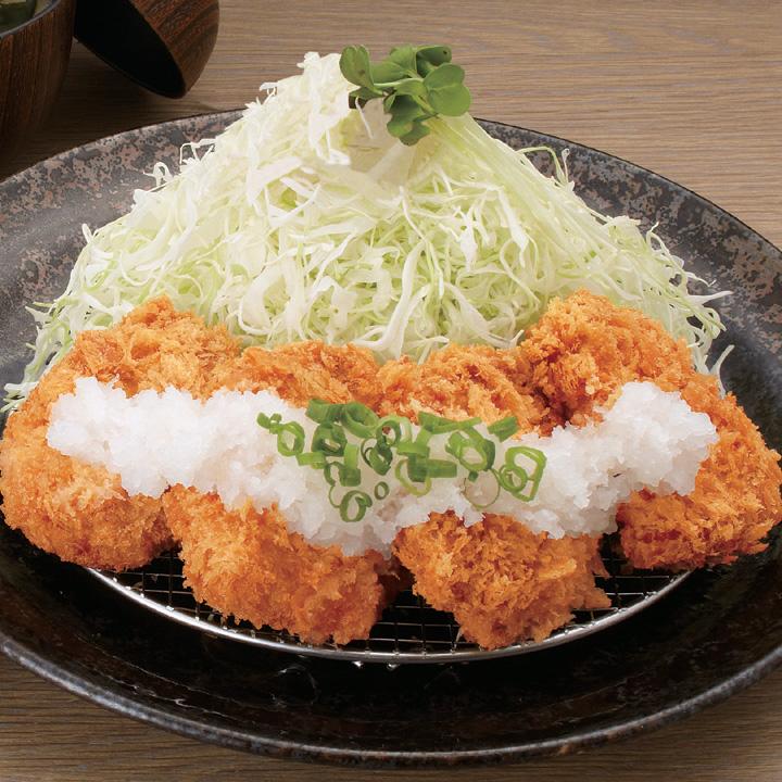おろしヒレかつ弁当(120g)