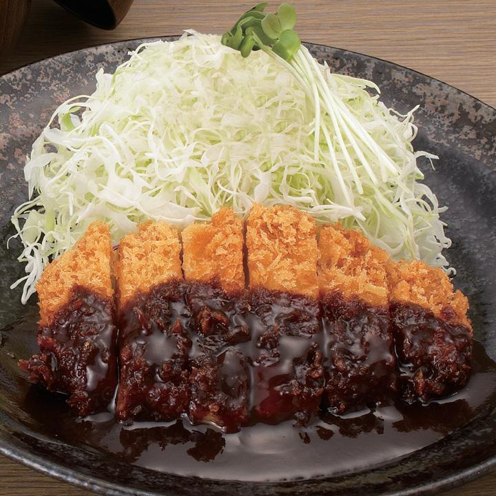 味噌ロースかつ弁当(120g)