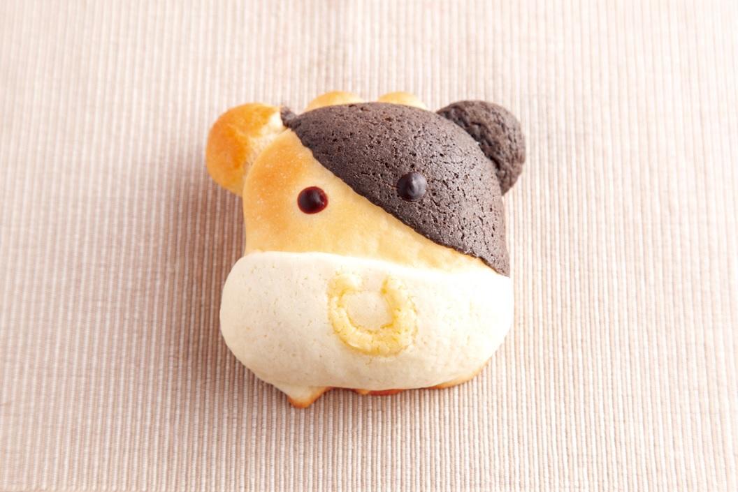 干支パン(うし)