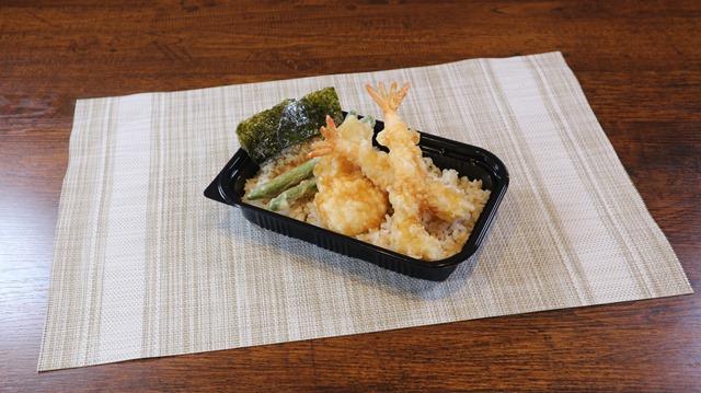 【期間限定特別価格!】海老と鶏の天重 529円→421円
