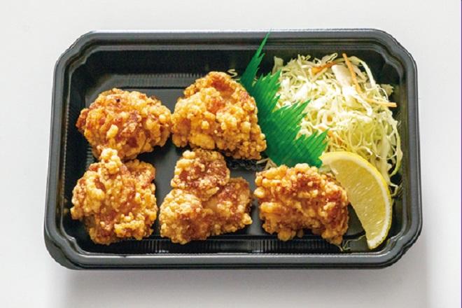 × 鶏唐弁当(おかずのみ)