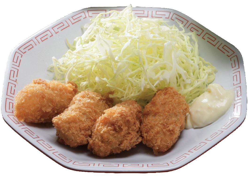 カキフライ(冬季限定)