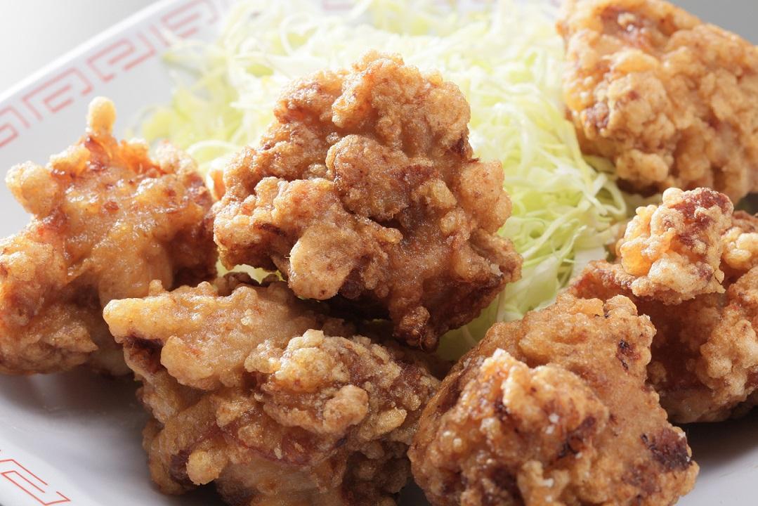 鶏モモ唐揚げ 10個