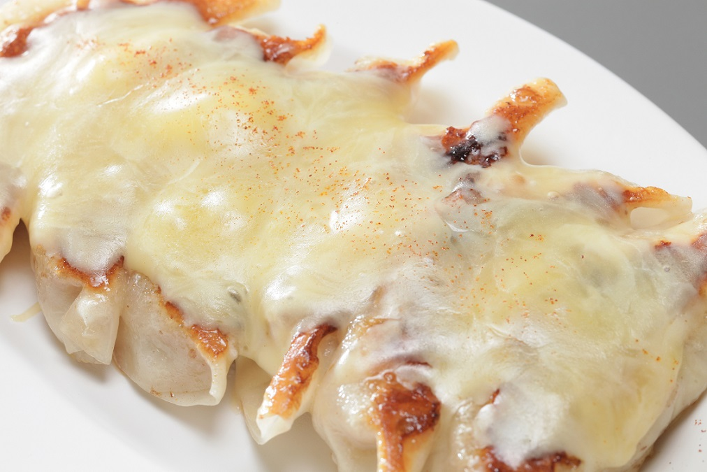 チーズ餃子 2人前