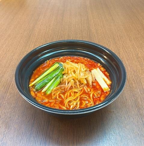 レンチン 旨辛麺