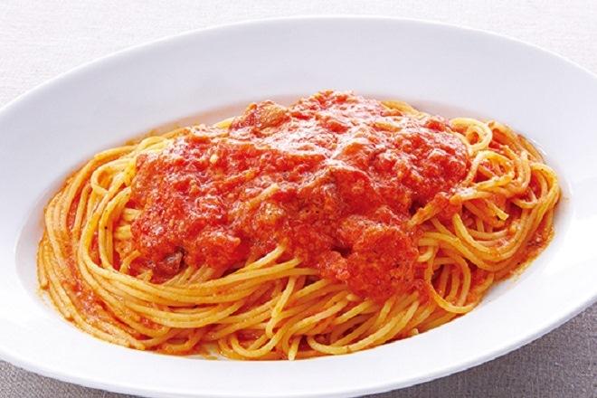 トマトとニンニク