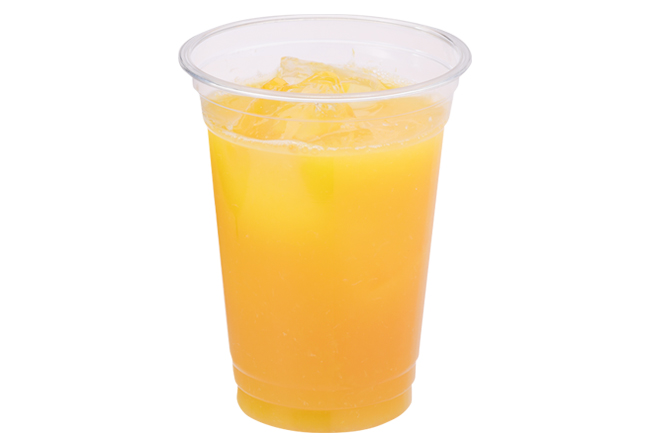 太陽のオレンジ