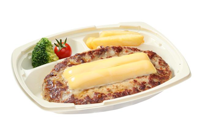 【期間限定10%OFFキャンペーン】チーズハンバーグ