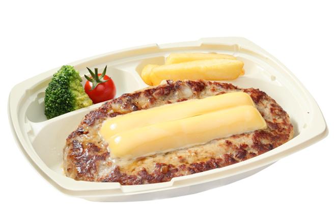 【期間限定10%OFFキャンペーン】チーズハンバーグ通常825円