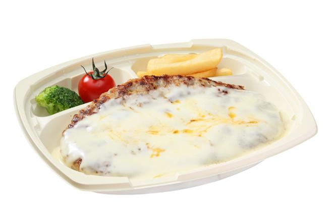 【期間限定10%OFFキャンペーン】フォンデュ風チーズハンバーグ通常880円