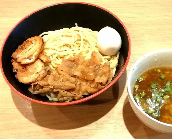 特製みそつけめん Special Miso Dipping Noodles