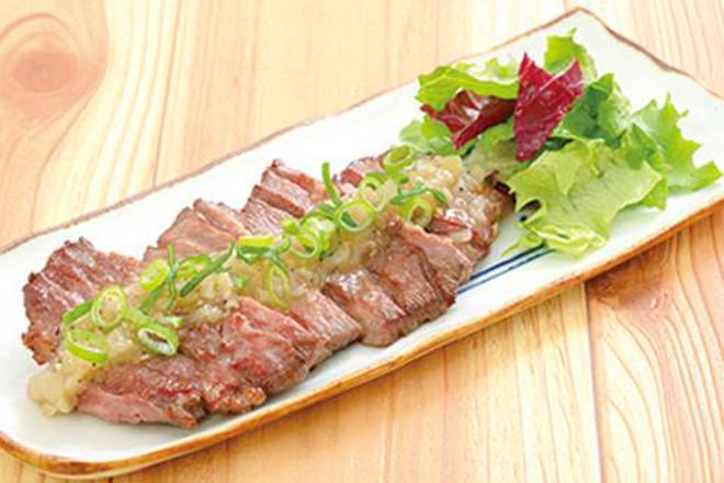 厚切りねぎ塩牛タンステーキ(150g)