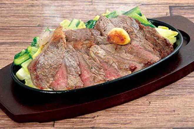 オージービーフロースステーキ (約150g )