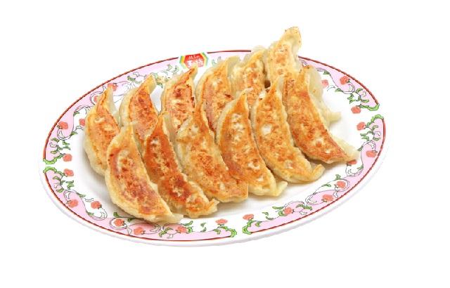にんにくゼロ生姜餃子(焼き、2人前:12ヶで1箱)