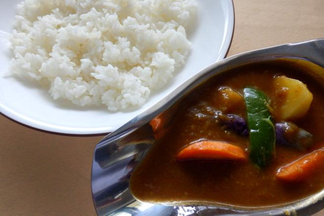 欧風野菜カレー