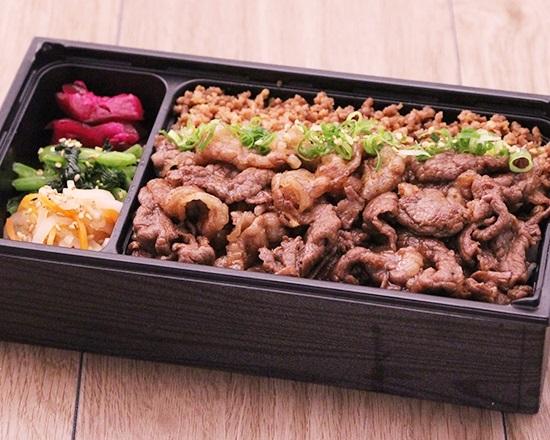 【大盛】南国黒牛 肉重