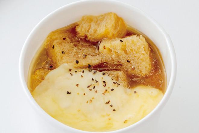 VBSオニオングラタンスープ