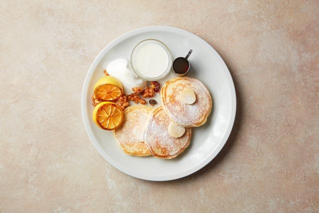 レモン&ヨーグルトパンケーキ
