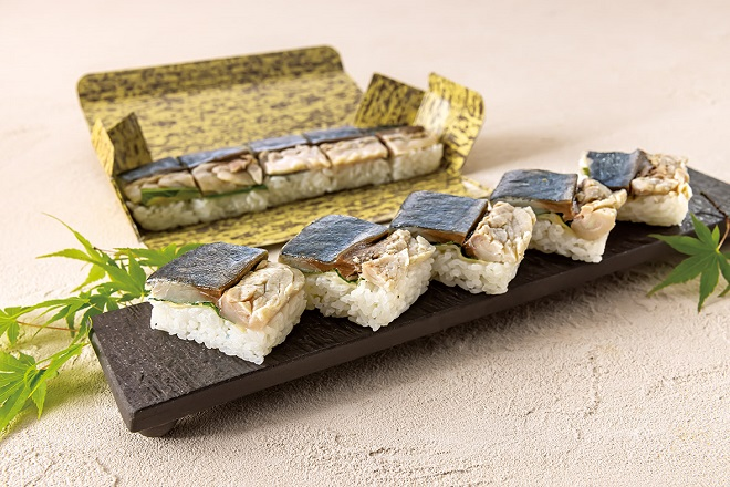 さば箱寿司