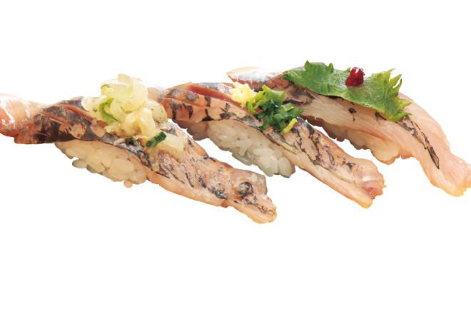 長崎県産 地鯵食べ比べ3種盛り