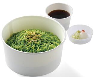 【春夏限定】能登中島菜ざるらーめん
