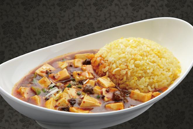 マーボー豆腐炒飯