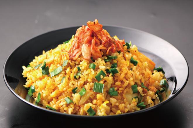 韓国キムチ炒飯