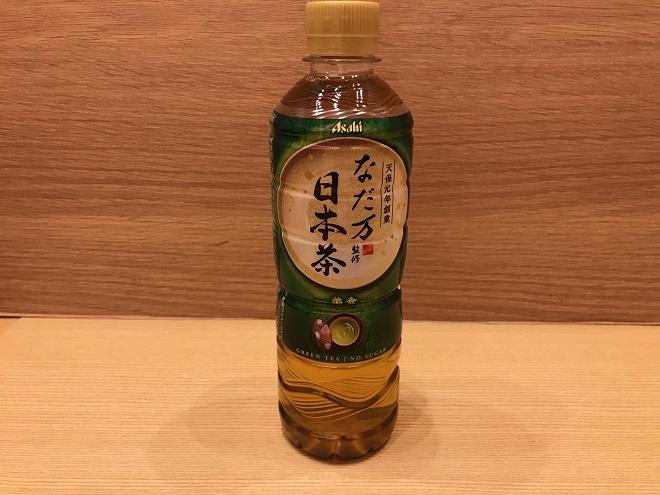 なだ万監修日本茶(500ml)