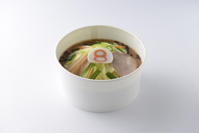 野菜こく旨らーめん(とんこつ醤油味)