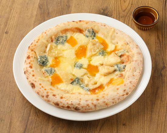 PIZZA 7種のチーズ~ハニーメープル添え~
