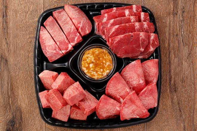 【5月31日まで受取限定】お肉屋さんの牛タンづくしセット(300g)