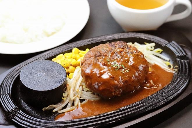 ハンバーグステーキ 1枚 (1枚120g)