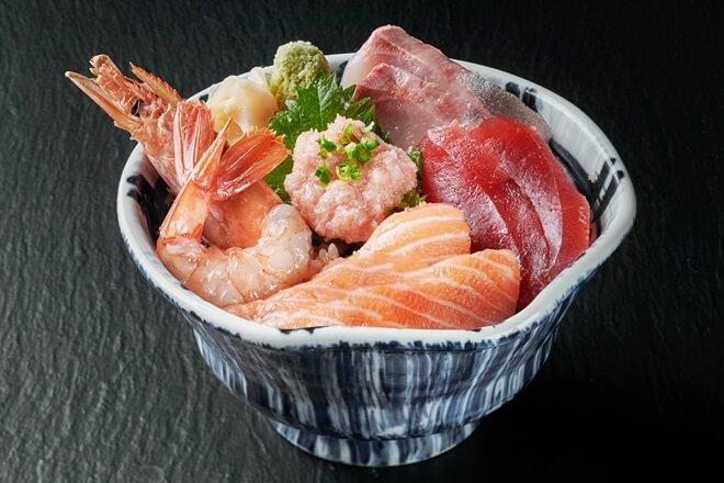 特製海鮮丸丼