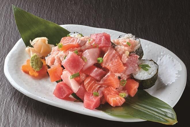 海鮮こぼれ寿司(フル)