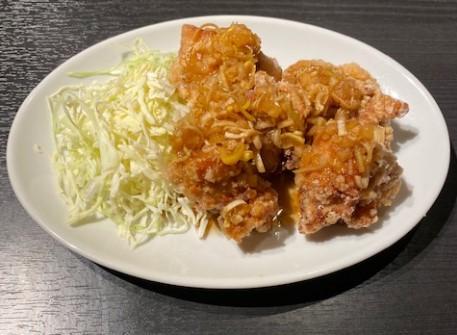 油淋鶏5個