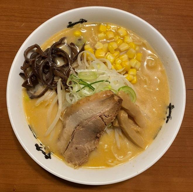 藤平味噌らー麺