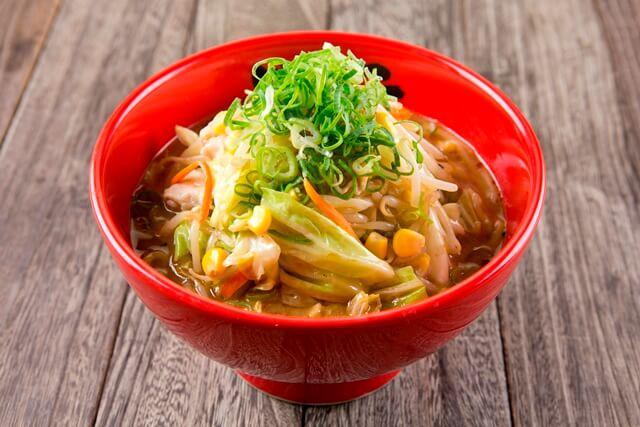 元祖味噌タンメン
