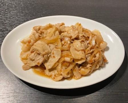 豚生姜焼き炒め(単品)