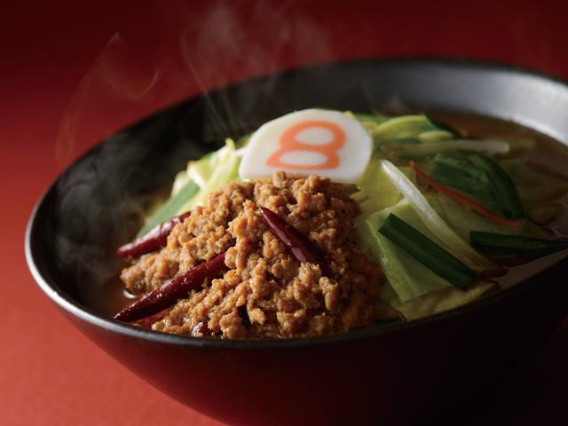 野菜ピリッ辛担々麺
